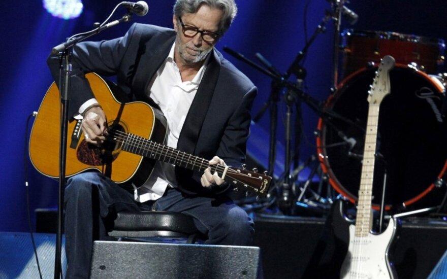 Ericas Claptonas