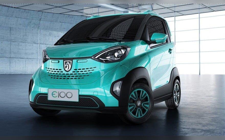 """Baojun E100"""