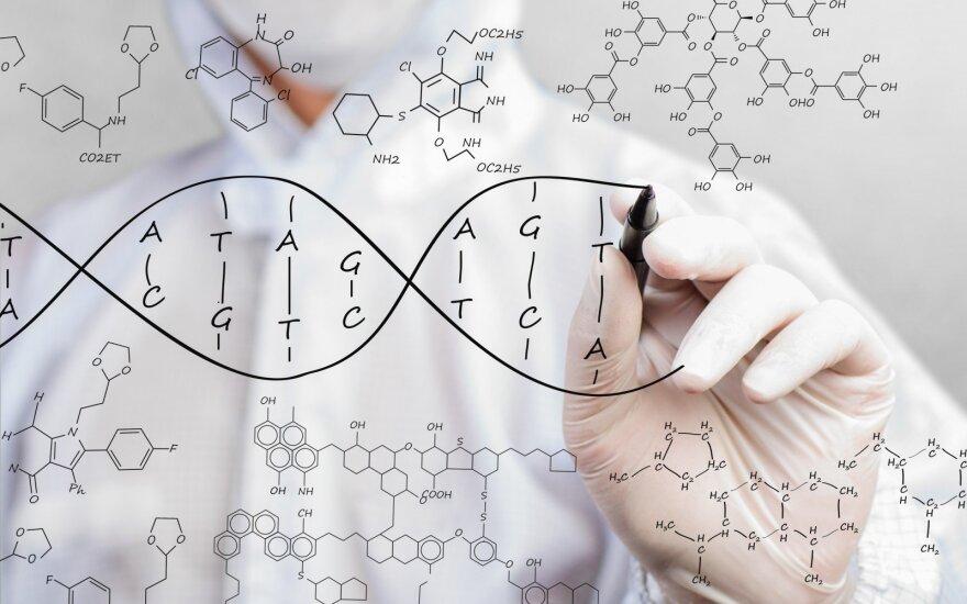 Naujausiais gydymo metodais galima atsikratyti vėžio ir grąžinti regėjimą