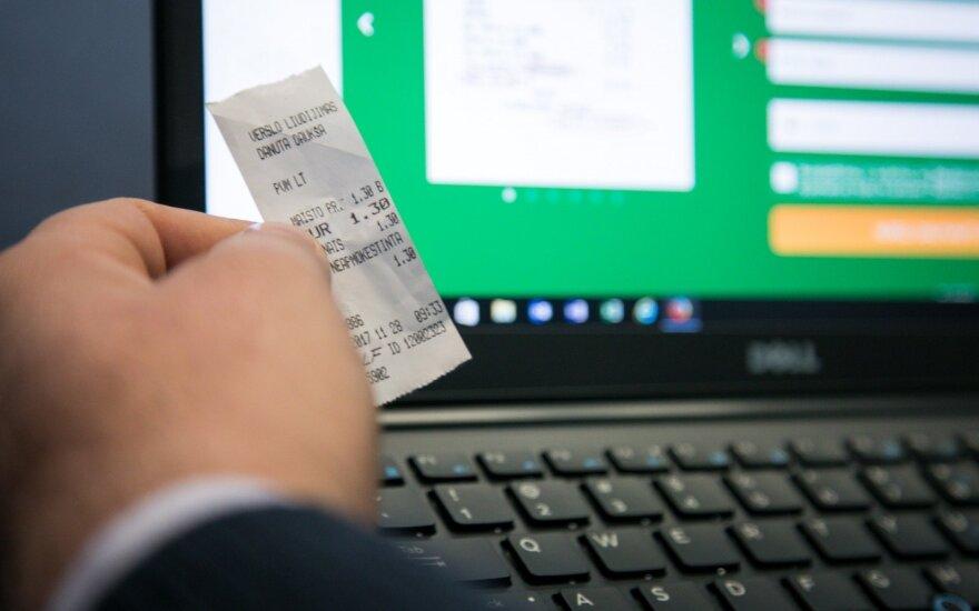 Čekių loterija atnešė beveik 2 mln. eurų papildomų mokesčių į biudžetą