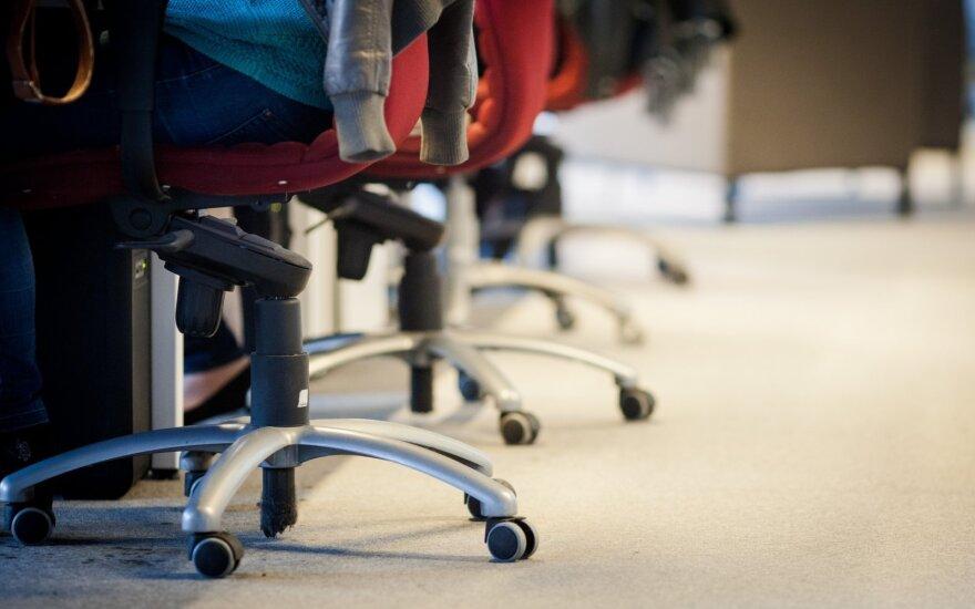 Netrukus sužinosite, kaip smarkiai skiriasi algos jūsų darbovietėje