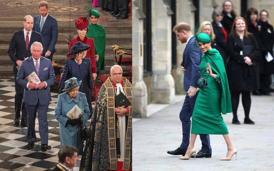 Jungtinės Karalystės karališkoji šeima
