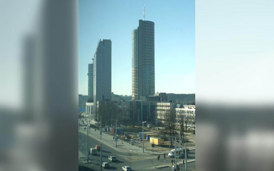 Vilnius, daugiaaukščiai, savivaldybė