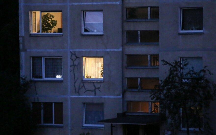 Gyventojai įbauginti: mieste siautėja nepagaunami vagys