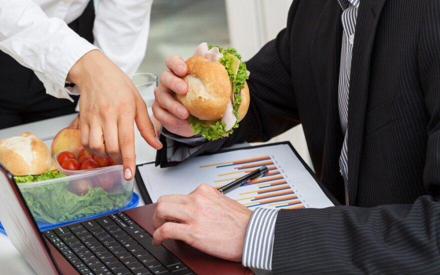 6 sėkmingų verslininkų būdai efektyviai išnaudoti pietų pertrauką: nedirbkite