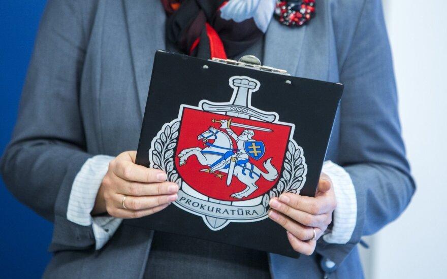 Vyriausybė pritarė trijų prokurorų kandidatūroms į ES tarybą
