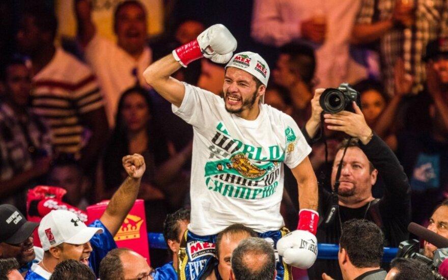 Meksikos boksininkas Jhony Gonzalezas
