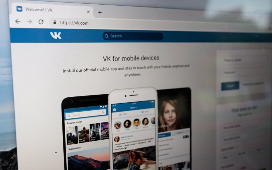 Vkontakte socialinis tinklas