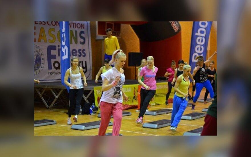 Fitneso konvencija Kaune