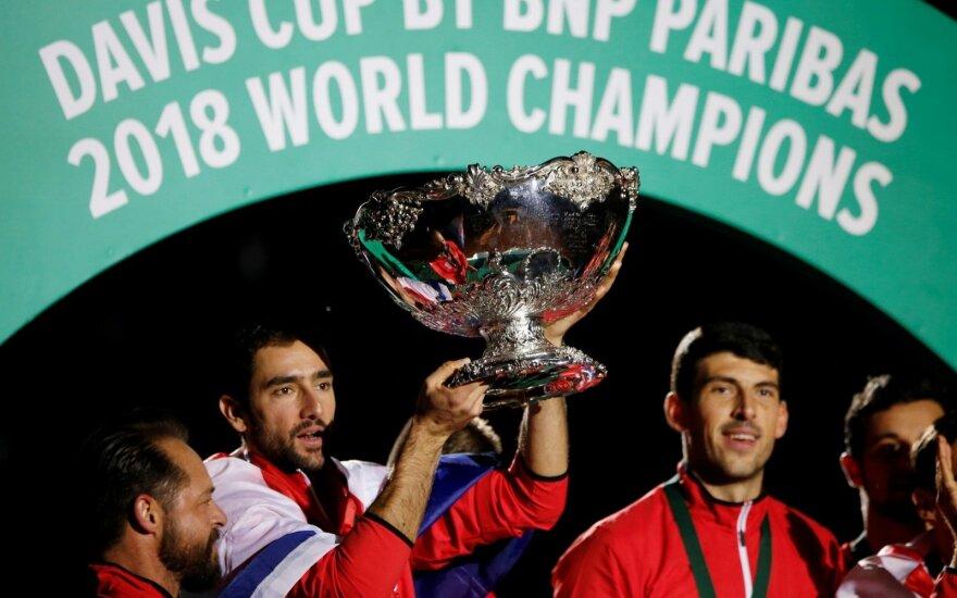 Kroatijos tenisininkai