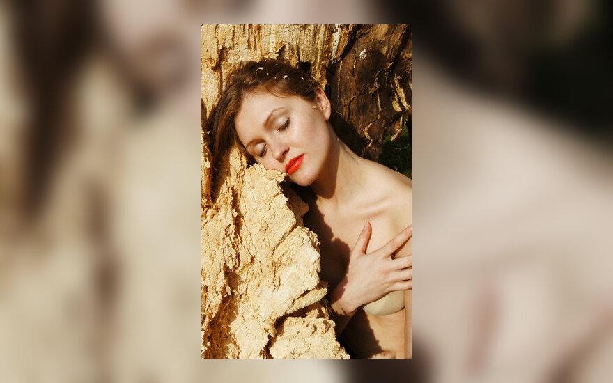 Nimfomanė, moteris, aistra