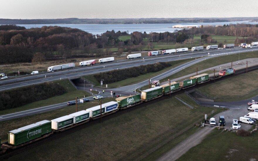 Identifikuotos visos aštuonios Danijoje įvykusios traukinių avarijos aukos