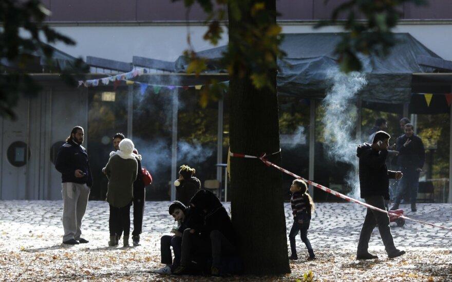 Lithuania's ruling coalition opposes raising refugee resettlement quota