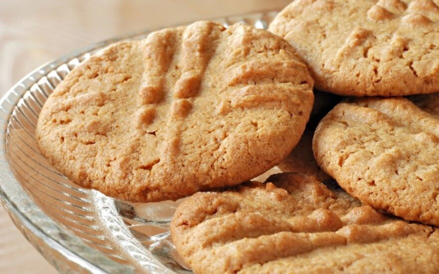 Tradiciniai kroatų pipiriniai sausainukai - Paprenjaci