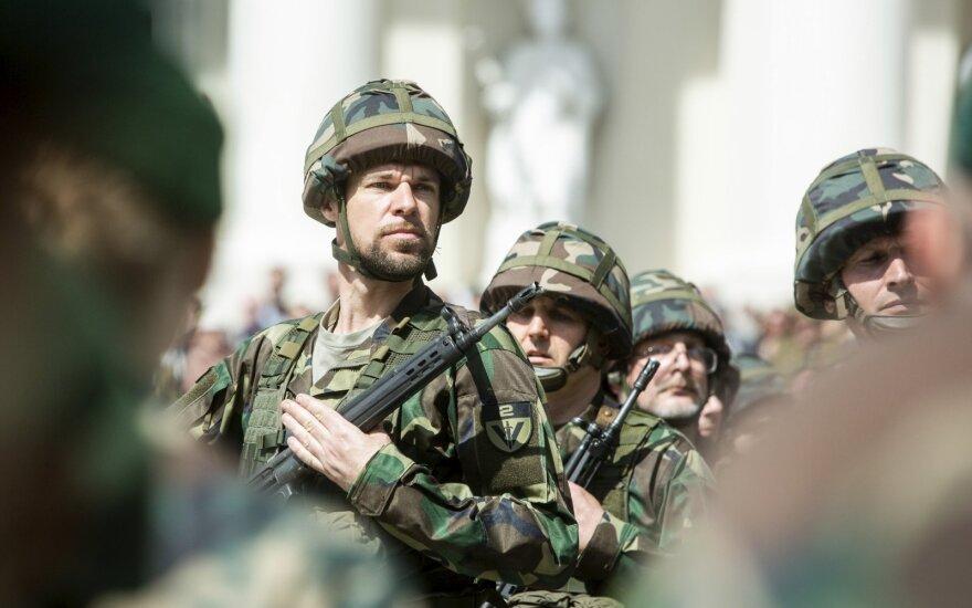 Colonel Dapkus proposed for commander of Riflemen's Union