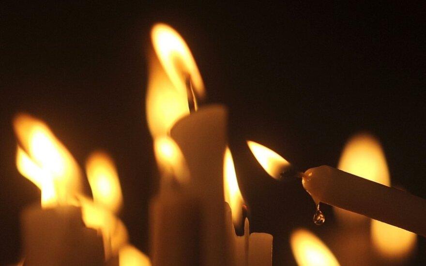 Grūdų sandėlyje žuvo vyriškis