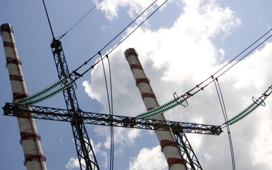 Seimui teikiami sprendimai dėl elektros gamybos plėtros