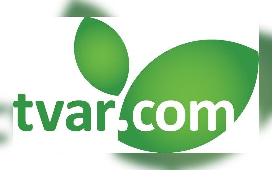 Tvar.com logotipas