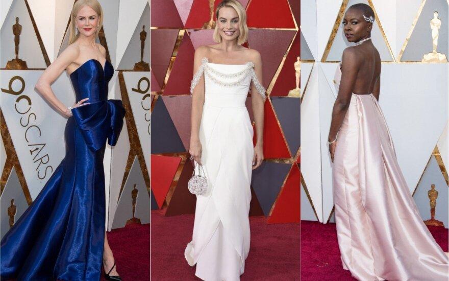 Nicole Kidman, Margot Robbie, Danai Gurira