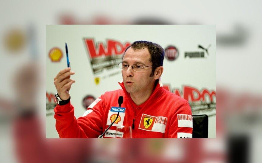"""""""Ferrari"""" permainas žada Valensijoje"""