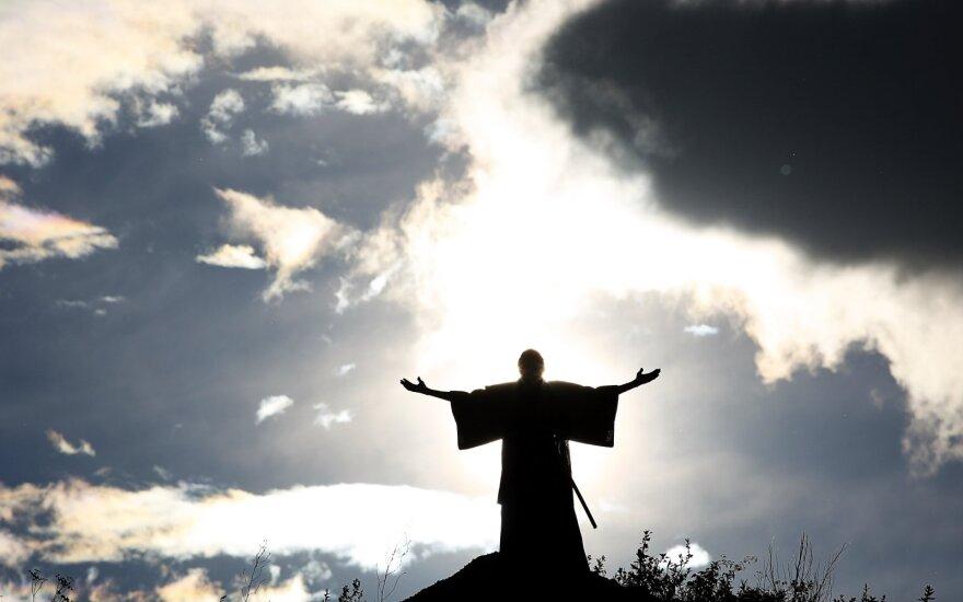 Sekmadienio Evangelija. Horebo kalnas