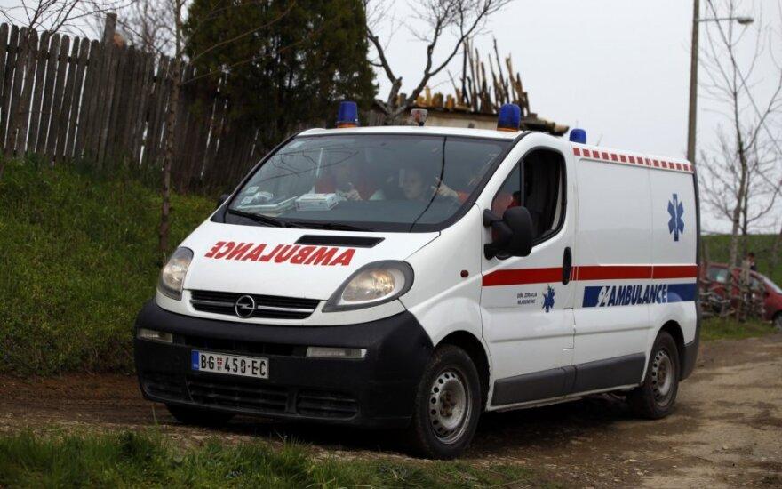 Greitoji pagalba, Serbija