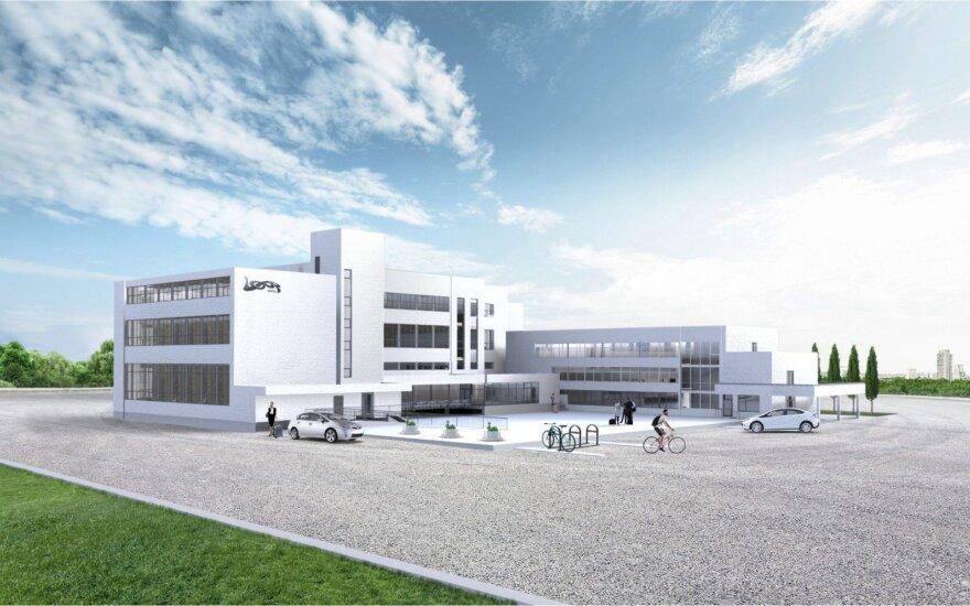 Šalia Vilniaus oro uosto iškils naujas viešbutis