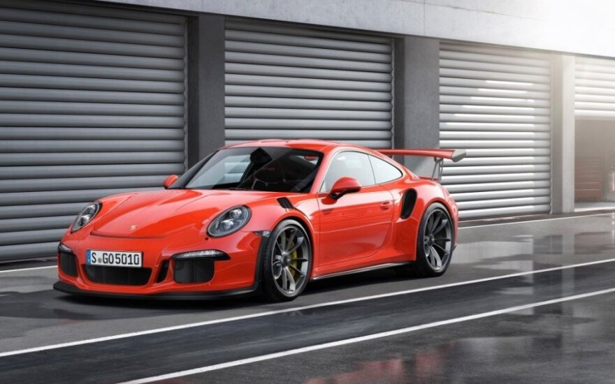 Porsche 911, pardavimai, automobiliai
