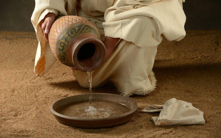 Sekmadienio Evangelija. Vanduo – troškuliui numalšinti