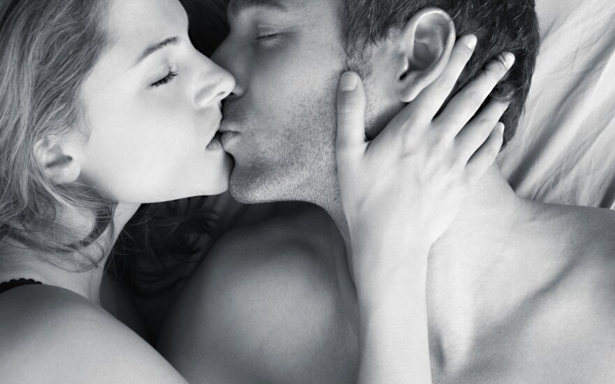 Tyrimas parodė, kiek laiko vidutiniškai trunka daugumos žmonių seksas
