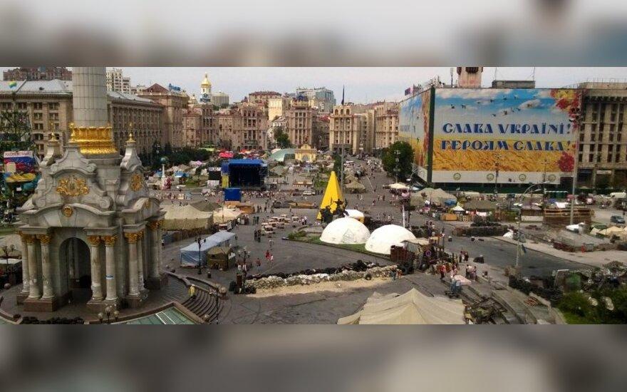 Mano kelionė į Kijevą: žmonės reagavo lyg būčiau apsilankiusi Bagdade