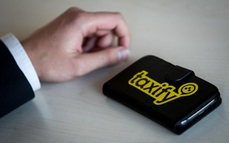 """""""Taxify"""" pradėjo veiklą Kipro sostinėje"""
