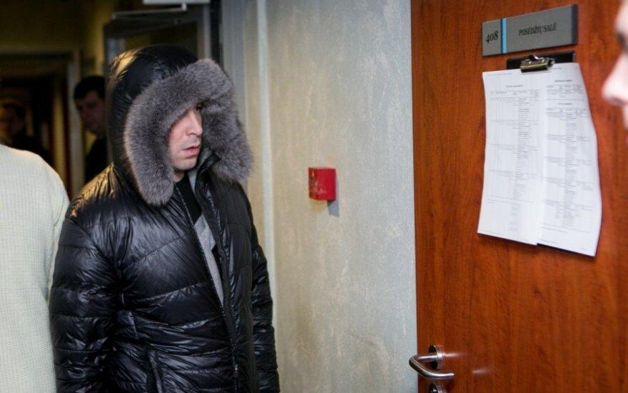 Policininkas atskleidė, kodėl E. Dragūnas turėjo bėdų dėl vairavimo