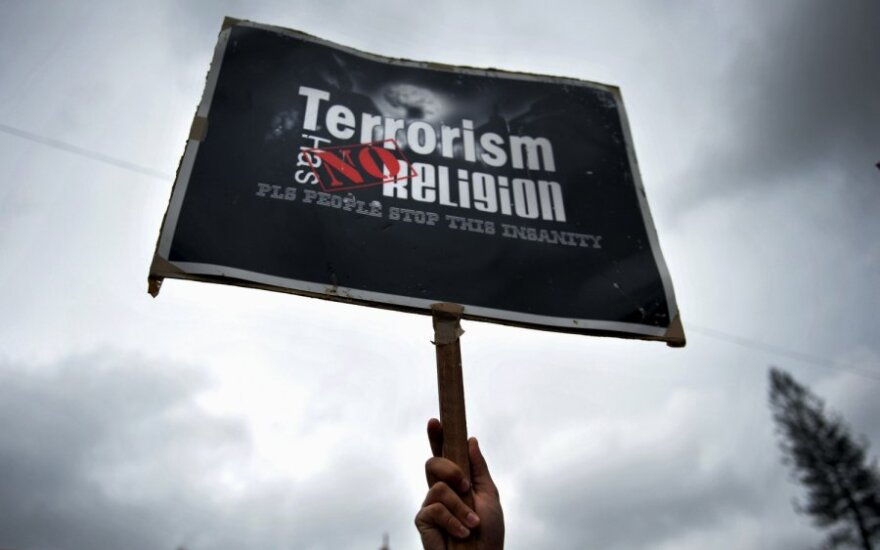 Kanados policija užkirto kelią teroro aktui