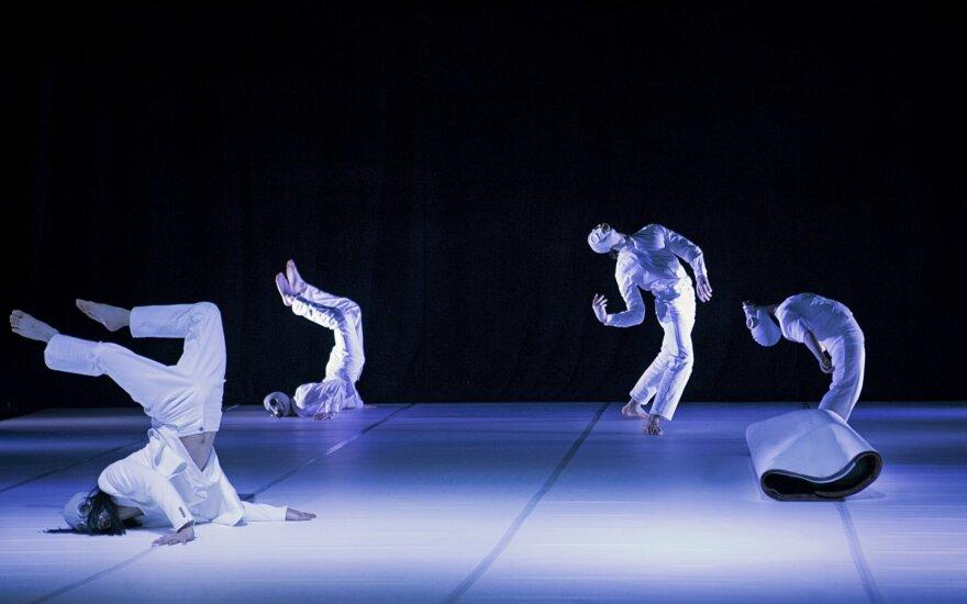 "Kauno šokio teatras ""Aura"". Deginanti Trintis"