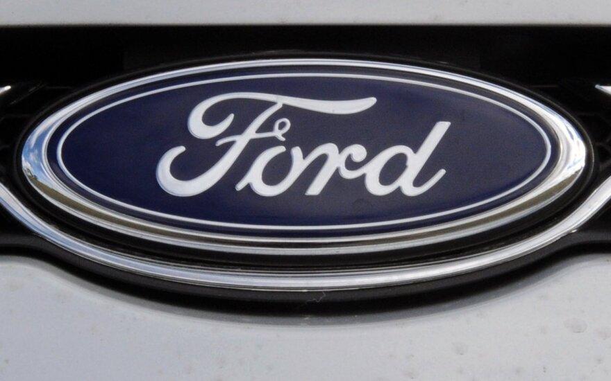 """Naujasis """"Ford"""" vadovas žada išlaidų mažinimą ir investicijas į elektromobilius"""