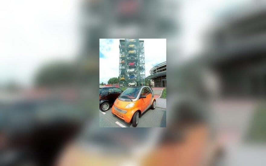 DaimlerChrysler Smart