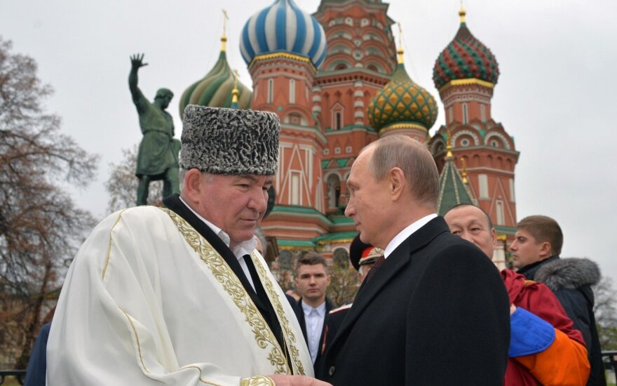 V. Putino mėsininko akibrokštas: siūlo apipjaustyti visas ruses