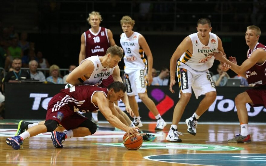 Lietuva - Latvija