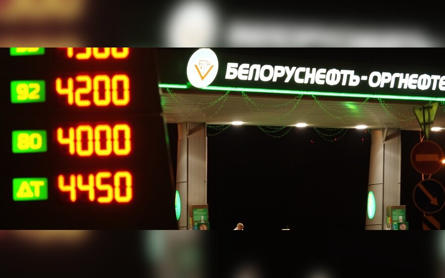 Baltarusijos žaliųjų partija – už dvigubą benzino pabranginimą