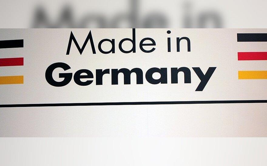 Vokietijos užsienio prekybos sektorius išlieka atsparus krizei