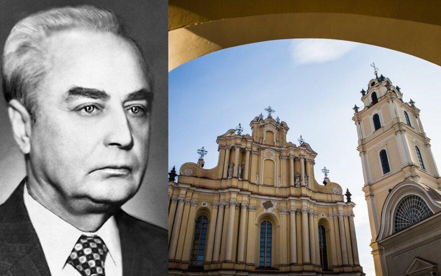Profesorius Henrikas Polukordas