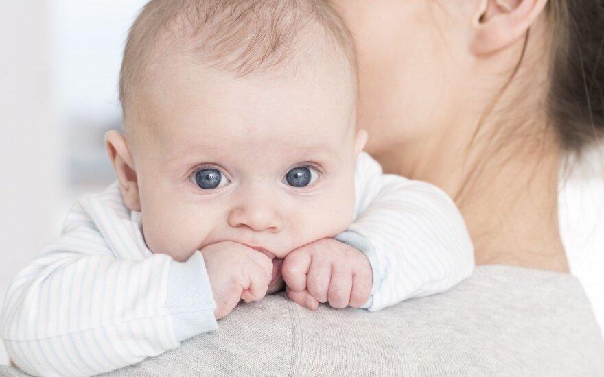 Vaikai gali tukti net dėl dietų, kurių prieš nėštumą laikėsi mamos
