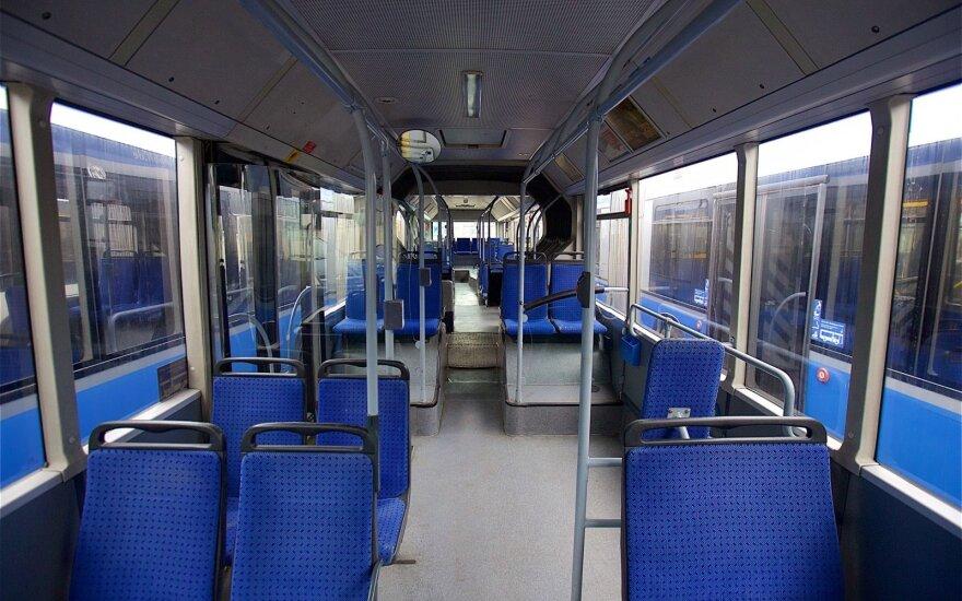 Ruošiamasi antrajam Vilniaus autobusų parko atnaujinimo etapui