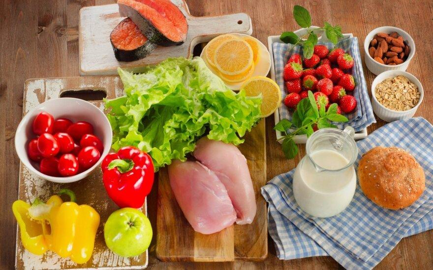18 dienų dieta, padėsianti pakeisti blogus įpročius gerais