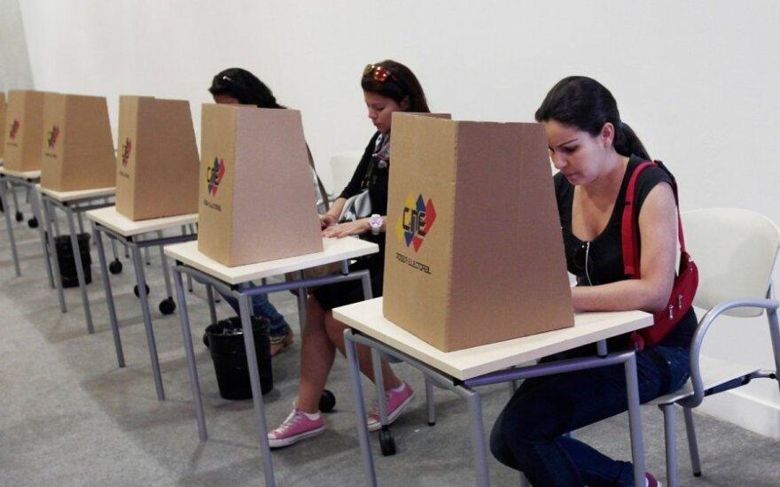 Venesuelos prezidento rinkimai