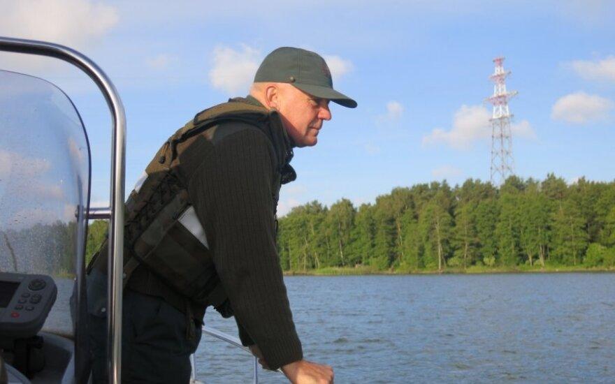 Klaipėdos aplinkosaugininkai vykdo griežtą kontrolę