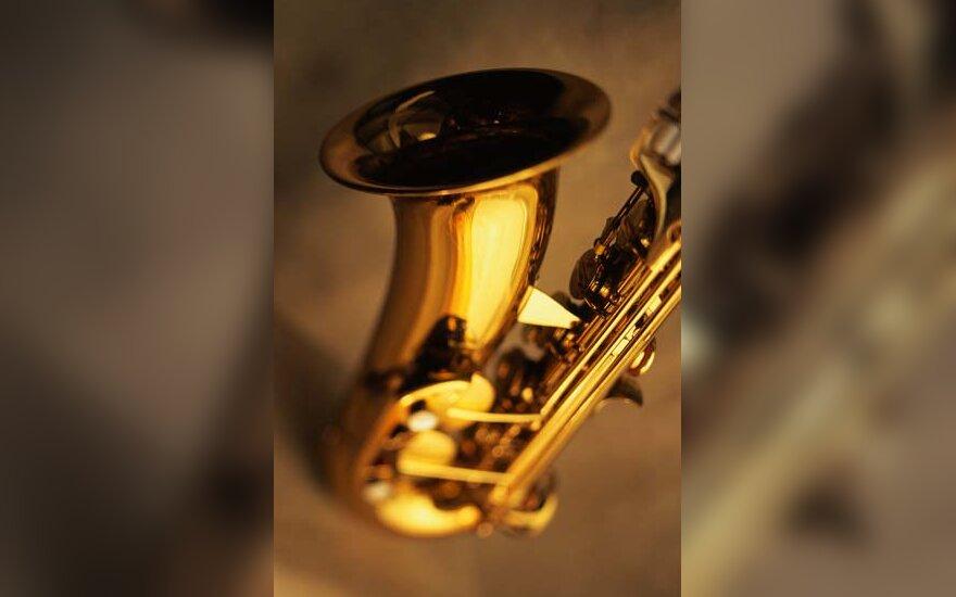 saksofonas, muzika, džiazas
