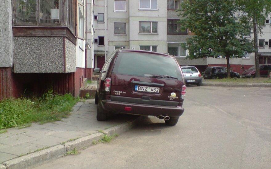 Vilnius, Šeškinės g. 75, 2011-06-12, 17:04