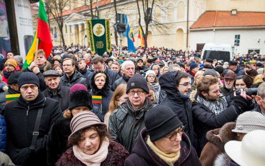 Mums pavyko: ne tik oficialūs minėjimai vienija lietuvius